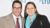 Lyons Opening- Michael Mayer - Camryn Manheim 