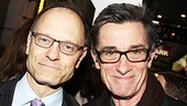 Ghost Opening Night  David Hyde Pierce  Roger Rees