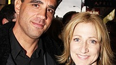 Ghost Opening Night  Bobby Cannavale  Edie Falco 