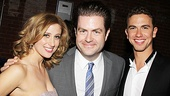 Ghost Opening Night  Caissie Levy  Paul Wontorek  Richard Fleeshman 
