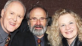 The Columnist Opening Night – John Lithgow – Daniel Sullivan - Mary Yeager