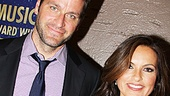 Leap of Faith Opening Night – Mariska Hargitay – Peter Hermann