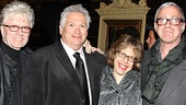 Leap of Faith Opening Night  Paul Huntley  Harvey Fierstein  Jackie Hoffman - Scott Wittman 