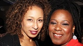 Leap of Faith Opening Night  Tamara Tunie  Kecia Lewis-Evans