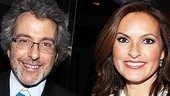 Leap of Faith Opening Night  Warren Leight - Mariska Hargitay