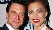 Leap of Faith Opening Night – Raúl Esparza – Jessica Phillips