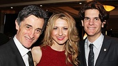 2012 Tony Brunch  Roger Rees  Nina Arianda  Alex Timbers