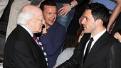 Irish President Visits Once –  Michael D. Higgins – Steve Kazee