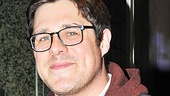 Mad Men's Rich Sommer wouldn't dream of missing the stage debut of his The Giant Mechanical Man co-star, Topher Grace.
