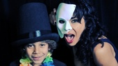 Streetcar star Daphne Rubin-Vega channels a Broadway classic, and gets her son Luca in on the fun!