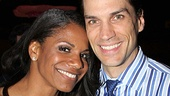 Drama League Awards 2012  Bonus Photos  Audra McDonald  Will Swenson