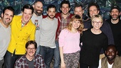 Neil Patrick Harris &amp; More at Starcatcher  Peter and the Starcatcher Cast  Sandy Duncan 