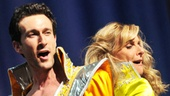 Mamma Mia – 2012 New Cast Opening Night – Aaron Lazar – Judy McLane