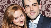 Mamma Mia  2012 New Cast Opening Night  Christy Altomare - Zak Resnick