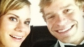 2012 Tony Awards Instagram Snapshots - Celia Keenan-Bolger - Andrew Keenan-Bolger