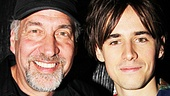 Director Phillip McKinley and star Reeve Carney are proud to bring the story of Spider-Man to life on the Great White Way. 