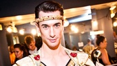 Follies' John Carroll plays Kyle Dean Massey's Prince in Happy Endings. (With those abs, it is a happy ending indeed.)