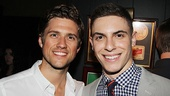 Dogfight Opening Night  Aaron Tveit  Derek Klena