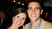 Dogfight Opening Night  girlfriend  Josh Segarra