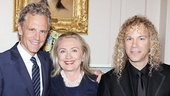 David Bryan Grand Piano to State Department – John Sykes – Hillary Clinton – David Bryan