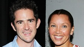 Vanessa Williams Visits Bring It On  Andy Blankenbuehler - Vanessa Williams