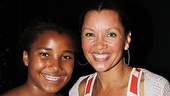 Vanessa Williams takes her beautiful daughter Sasha Gabrielle to see Bring It On: The Musical. (What little girl doesnt dream about being a cheerleader?)