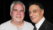 Robert Cuccioli Celebrates Spider-Man Debut  Michael Mulheren  Robert Cuccioli 