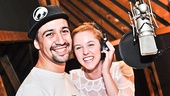 Bring It On Recording  Lin-Manuel Miranda- Taylor Louderman