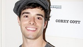 After all the excitement winds down, Corey Cott invites Broadway.com into the star dressing room at the Nederlander Theatre.