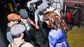 Newsies Backstage- Cast