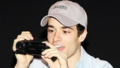 Newsies Corey Cott captures all the Flea Market excitement for his new Broadway.com video blog, King of New York.