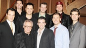 Frankie Valli  opening - Matt Bogart - Drew Gehling - Jarrod Spector - Jeremy Kushnier - Frankie Valli - Todd Fournier - Brian Brigham - Brandon Brigham - Landon Beard  