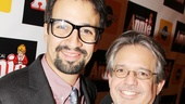 Annie- Lin-Manuel Miranda  - Luis Miranda