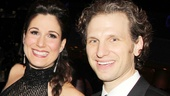 'Mystery of Edwin Drood' Opening Night — Stephanie J. Block — Sebastian Arcelus