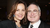 Margaret Colin, who starred in Roundabout's 2007 revival of Old Acquaintance, reconnects with Artistic Director Todd Haimes.