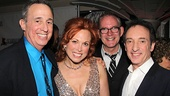 Scandalous star Carolee Carmello surrounds herself with the men who crafted her beautiful songs: songwriter David Friedman, orchestrator Bruce Coughlin and co-composer David Pomeranz. 