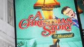 A Christmas Story Opening Night