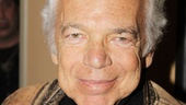 Fashion designer Ralph Lauren is one of many famous faces out for the opening night of My Name Is Asher Lev.