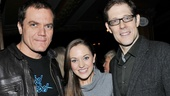 Grace star Michael Shannon, soon-to-be Cinderella headliner Laura Osnes and A Christmas Story's John Bolton are proud to serve as judges for the 2012 Gypsy of the Year ceremony.