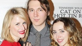 Cat on a Hot Tin Roof  opening  Mamie Gummer  Paul Dano  Zoe Kazan