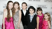 Cat on a Hot Tin Roof  opening  Cast Kids