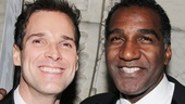 Its a Side Show reunion for Hugh Panaro and Norm Lewis.
