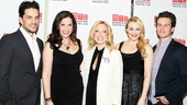 Will Swenson, Lindsay Mendez, Sherie Rene Scott, Betsy Wolfe and Jonathan Groff are ready to share An Intimate Night with MTC supporters at the company's winter gala.