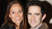 The Madrid  Opening Night  Elly Blankenbuehler  Andy Blankenbuehler 