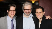 The Madrid – Opening Night – Rick Holmes – John Ellison Conlee – Steven Pasquale