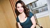 Pick your jaw up off the floor! It's Emilia Clarke looking oh so classy at the Carlyle Hotel.
