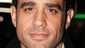The studly Bobby Cannavale enjoys a night out before taking his own opening night bow in The Big Knife this spring.