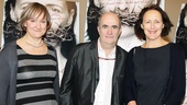 The talented team behind The Testament of Mary—director Deborah Warner, author Colm Toibin and star Fiona Shaw—are excited to begin performances of the new work on March 26 at Broadway's Walter Kerr Theater.
