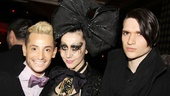 'Breakfast at Tiffany's' Opening — Frankie James Grande — Susanne Bartsch — Jordan Schimmenti