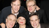 Hands on a Hardbody – Opening Night – Keith Carradine - Howard McGillin – Martha Plimpton  – Eric Gilliland – Richard Samson
